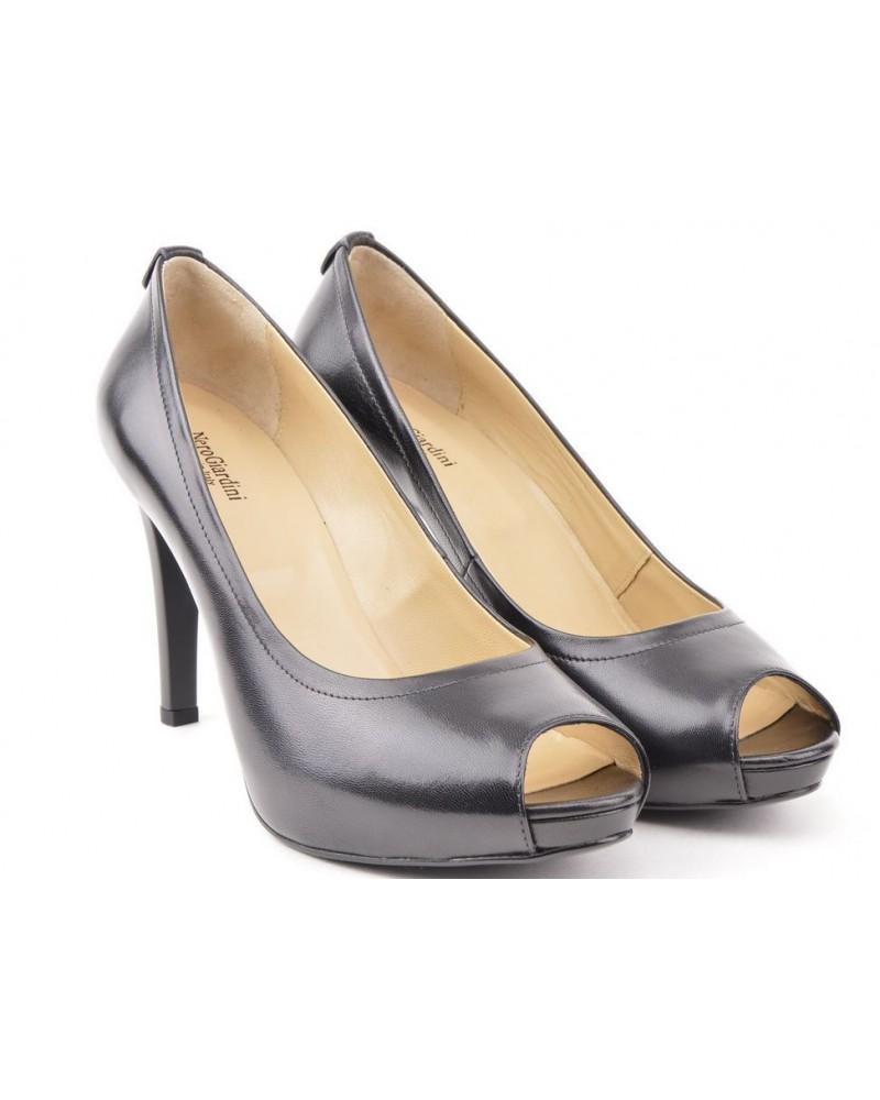 Manni Fashion Vendita online scarpe donna Nero Giardini